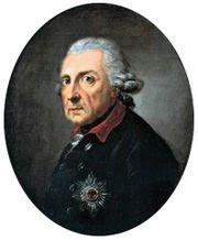 S.M. Friedrich II von Preußen