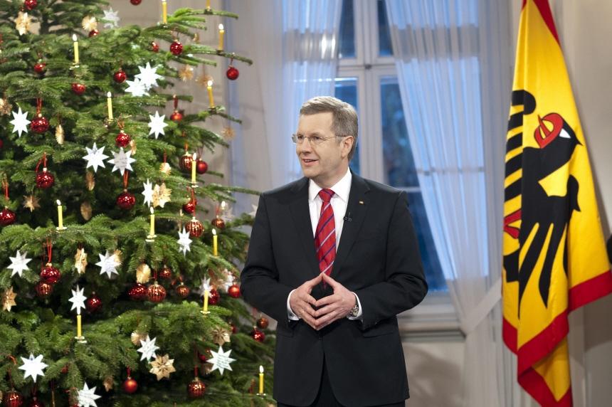 Die Weihnachtspredigt des Präsidenten der Bundesrepublik ...