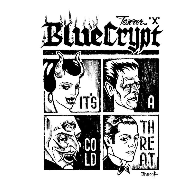blue crypt
