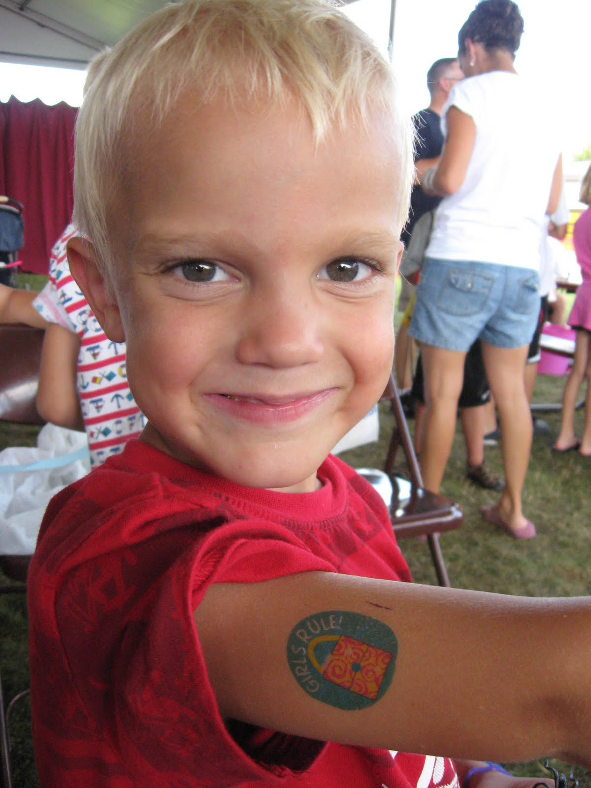 Tattoo Arts for Kids