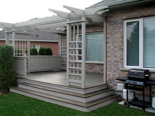 Plans for this pergola and