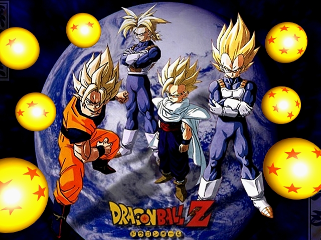 dragon ball af wallpapers. Dragonball Z