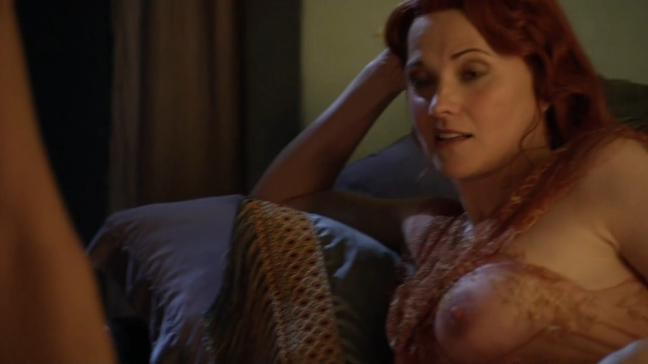 Lucy Lawless Spartacus Nude Scene