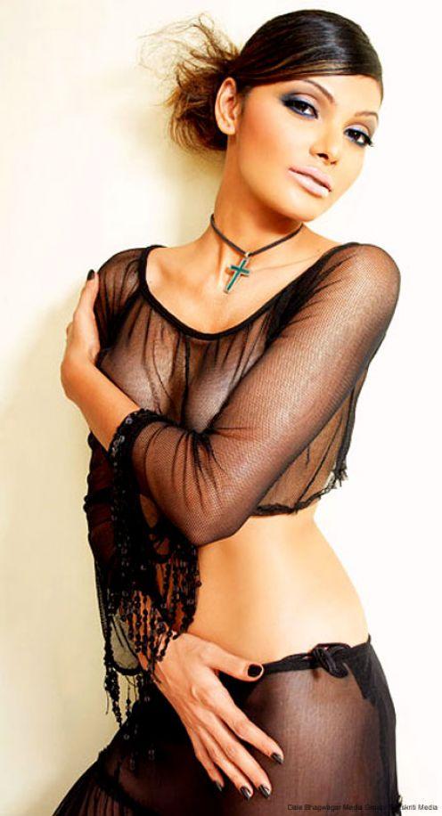 sherlyn chopra 19 Rihanna Sexy Lingerie