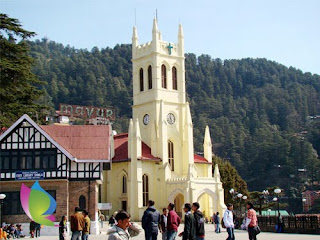 Christ Church - shimla