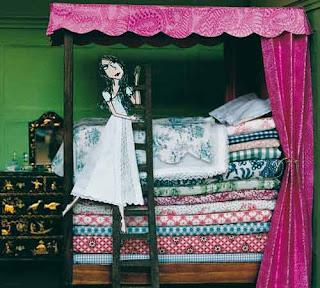 Princesa da ervilha, créditos para a Lauren Child