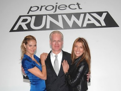 Project Runway Season 6 Episode 1, Project Runway, Project Runway S06E01