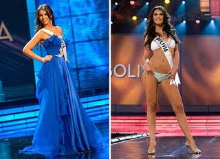 Miss Universe 2009 Bikini Photos