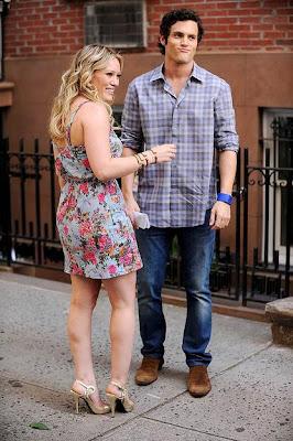 Hilary Duff's 'Gossip Girl' Romance-3