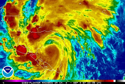 Tropical Storm Danny Headed Howard US East Coast