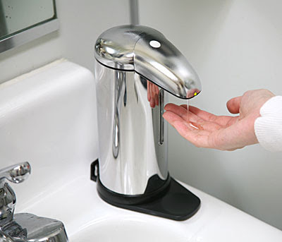 Touch-Free Sensor Soap Dispenser