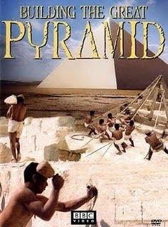 Filme Poster Construindo a Grande Pirâmide DVDRip RMVB Legendado