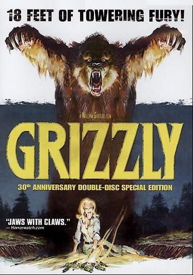 Monster Crap Monster Crap Inductee Grizzly 1976
