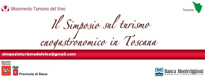 Il primo simposio sul turismo enogastronomico in Toscana