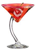 Martini de Cereza