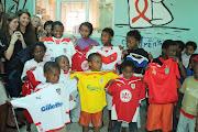 Burnham Grammar School's senior sports tour to South AfricaThe group . (south africa burnham grammar school )