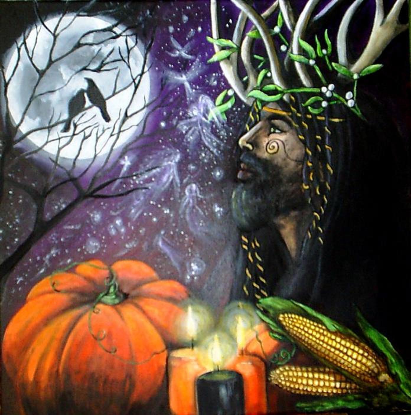 ¡Feliz Samhain! ¡Feliz Halloween!