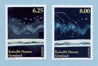 Greenland Europa 2009 Astronomy