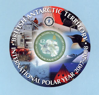 British Antarctic Territory 2007 International Polar Year