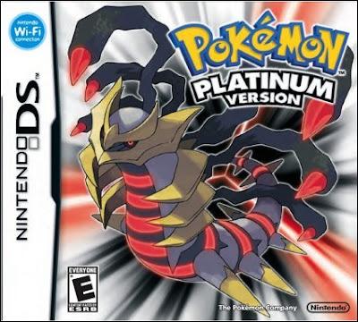 [NDS] Pokemon Platinum SniperNotcias_PokemonPlatinum_capa