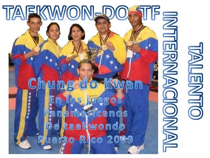PANAMERICANO 2009