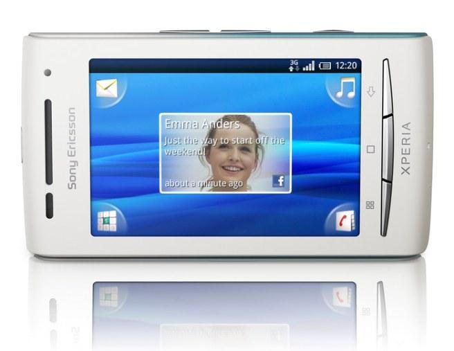 sony ericsson x8 white w pink and aqua covers. Sony Ericsson XPERIA X8