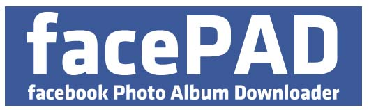 how to download photo album from facebook
