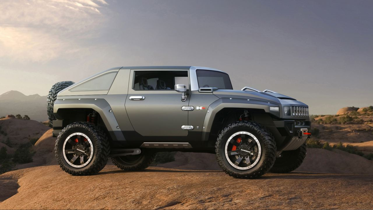2012 Hummer H4 CUV