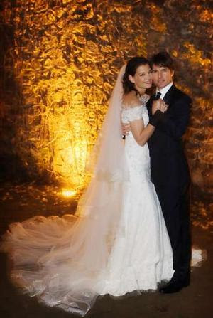 Celebrity wedding Dress Photo