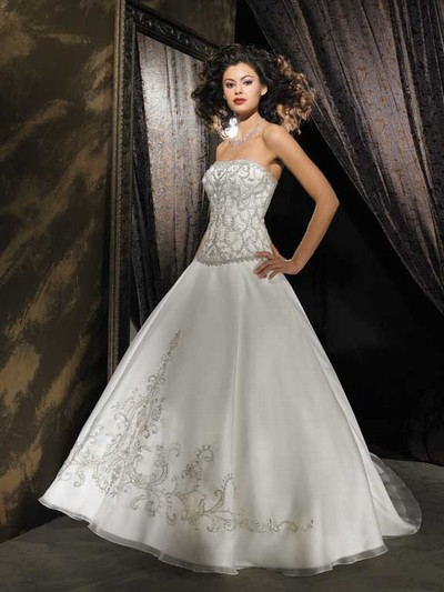 Allure Bridal Gowns the most beautiful bridal Wedding Dresses