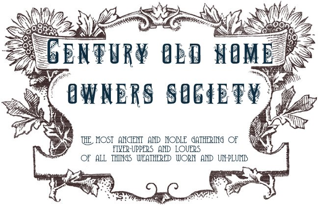 Century Old Home Owners Society