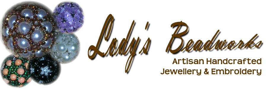 LODY'S BEADWORKS: Handcrafted Jewellery & Embroidery