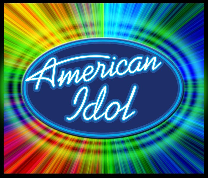 american idol logo. Anywho, so last night was Idol