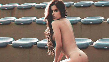 Larissa Riquelme es rcord