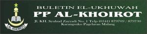 Buletin El-Ukhuwah Pondok Pesantren Putri Al-Khoirot