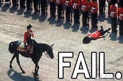 Men fail