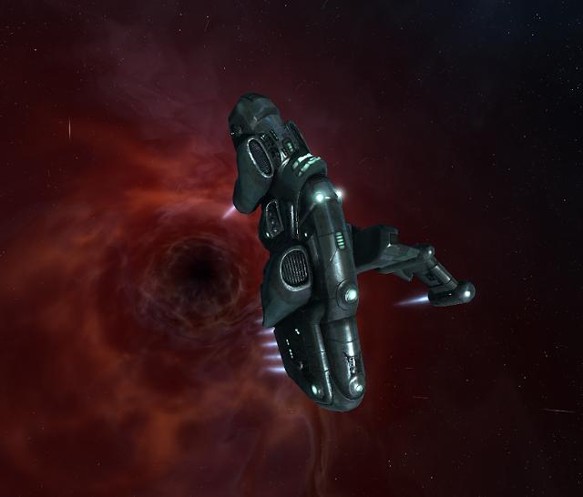 A Black Hole Anomaly