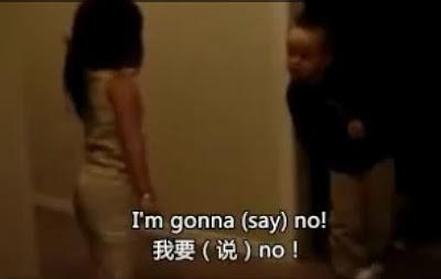 外國寶寶吵架 - 超可愛的 外國寶寶吵架