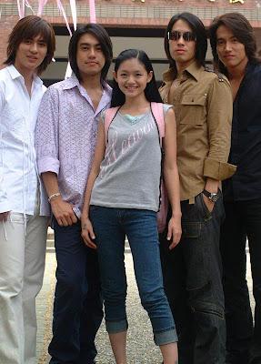 泰國F4 流星雨 - 泰國F4 流星雨 KUSO版