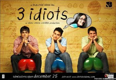 三傻交考卷 大鬧寶萊塢 - 三傻大鬧寶萊塢之三傻交考卷