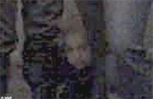 神秘鬼臉 英國 - 神秘鬼臉 英國男子拍到神秘鬼臉