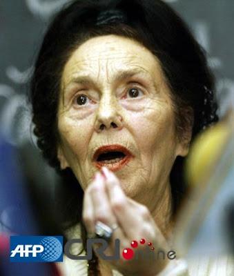最老的媽媽 Adriana Iliescu 66歲最老的媽媽 Adriana Iliescu