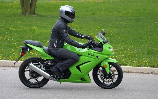 Kawasaki 250. Kawasaki 250cc Bike