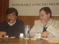 Presentación en el Honorable Concejo Deliberante
