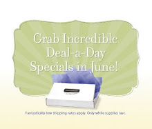 June Deal-a-Day Special