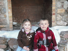 Greyson & Andee at Wolf Creek