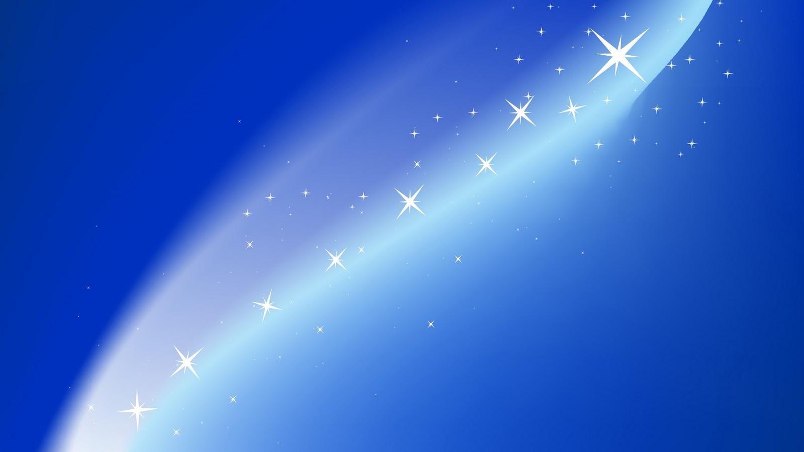 Best Vector Wallpapers Magic Blue Wallpaper