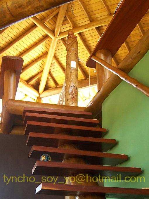 Tallado y escultura en madera fotos - Ganchos para hamacas ...
