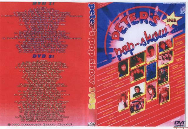 Peters Popshow 1985 [2 DVDS]