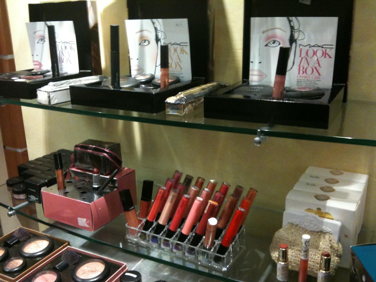 cosmetic company store in Malta